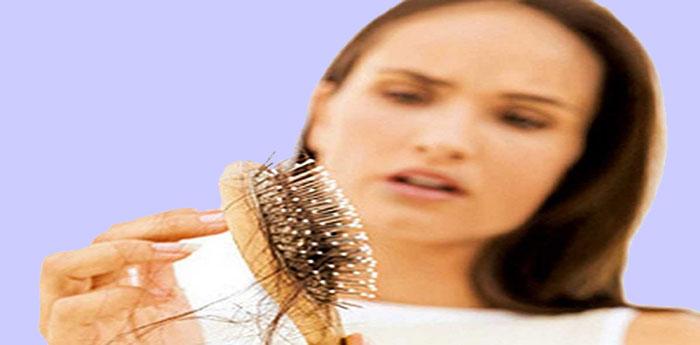 درمان ریزش مو بانوان