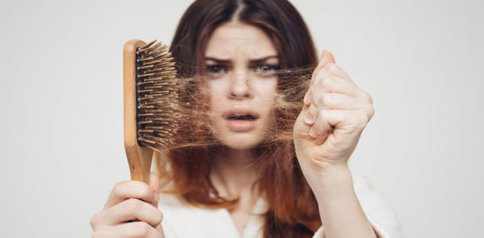 تاثیر ژن بر ریزش مو