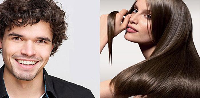 ریزش مو زنان و مردان