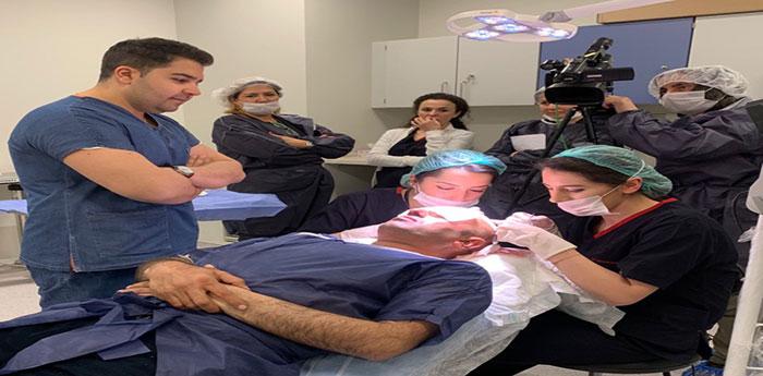 کاشت مو در اصفهان دکتر پارسا نوایی